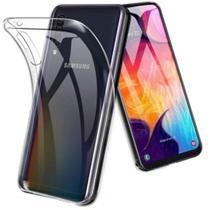 Capa Case Tpu Transparente Novo Galaxy A20 - ENCAPAR -
