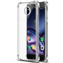 Capa Case Transparente Tpu Anti Impacto Para Motorola Moto G5 Plus - Hrebos