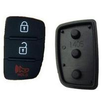 Capa Chave Canivete Hyundai Hb20 Hb20s 3 Botões - Key Pad -