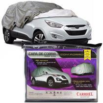 Capa Cobrir Autos grandes e Carros SUV  Impermeável Forro Total Tamanho XG - Carrhel