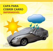 Capa Cobrir Carro Carrhel 100% Impermeavel Forrada P M G -