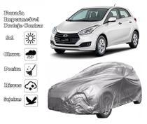 Capa Cobrir Carro Hb20 Forrada e Impermeável Proteção Sol e Chuva - Zna Bezzter