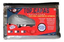 Capa Cobrir Carro Impermeável Forrada Proteção Sol/Chuva Argo 2018 - Top Capas
