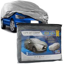 Capa Cobrir Protetora Gol Uno Celta Fox Palio Fusca Onix Fiesta Ka C3 Up Clio - S/M