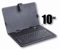 Capa com teclado para Tablet de 10 polegadas Hoopson -