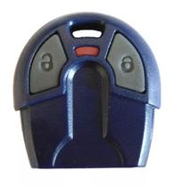 Capa Controle Alarme Fiat Positron Uno Palio Strada Azul -