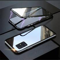 Capa Crystal Magnética Samsung Galaxy Note 10 Lite  Preto - Oem