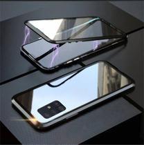 Capa Crystal Magnética Samsung Galaxy S10 Lite  Preto - Oem