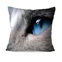 Capa de Almofada Avulsa Decorativa Gato - Love Decor