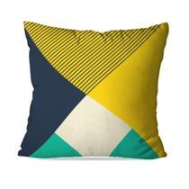 Capa de Almofada Avulsa Decorativa Geométrico - Love Decor