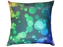Capa de Almofada Contemporânea Eco Color - Bolhas - Nunes Decorarte