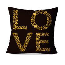Capa de Almofada Decorativa LOVE - Love Decor