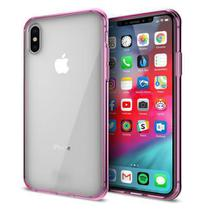 Capa de Celular iLuv Apple iPhone XR Vynner Clear Pink - AIXLVYNEPN -