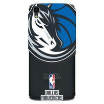 Capa de Celular NBA - Alcatel Idol 3 5.5 -  - Dallas Mavericks - NBAH07 -