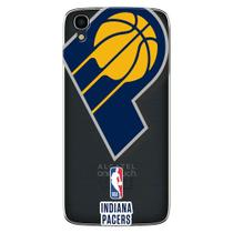 Capa de Celular NBA - Alcatel Idol 3 5.5  - Indiana Pacers - NBAH12 -