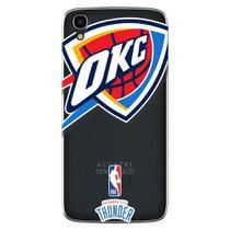 Capa de Celular NBA - Alcatel Idol 3 5.5  - Oklahoma City Thunder - NBAH21 -