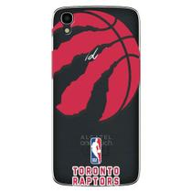 Capa de Celular NBA - Alcatel Idol 3 5.5  - Toronto Raptors - NBAH28 -