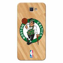 Capa de Celular NBA - Galaxy J5 Prime Boston Celtics - B02