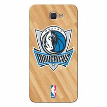Capa de Celular NBA - Galaxy J5 Prime Dallas Mavericks - B07