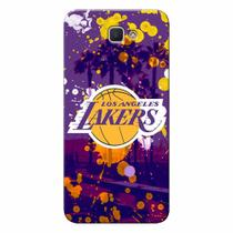 Capa de Celular NBA - Galaxy J5 Prime Los Angeles Lakers - F03