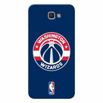 Capa de Celular NBA - Galaxy J5 Prime Washington Wizards - A33