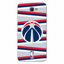 Capa de Celular NBA - Galaxy J5 Prime Washington Wizards - E28