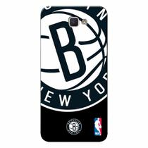 Capa de Celular NBA - Galaxy J7 Prime Brooklyn Nets - D03