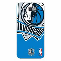 Capa de Celular NBA - Galaxy J7 Prime Dallas Mavericks - D07
