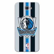 Capa de Celular NBA - Galaxy J7 Prime Dallas Mavericks - E10