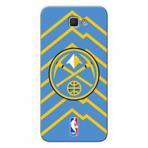 Capa de Celular NBA - Galaxy J7 Prime Denver Nuggets - E29
