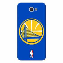 Capa de Celular NBA - Galaxy J7 Prime Golden State Warriors - A10 - Samsung