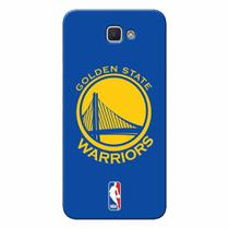Capa de Celular NBA - Galaxy J7 Prime Golden State Warriors - A12