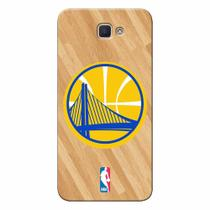 Capa de Celular NBA - Galaxy J7 Prime Golden State Warriors - B11 - Samsung