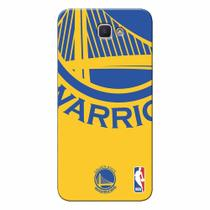 Capa de Celular NBA - Galaxy J7 Prime Golden State Warriors - D10 - Samsung