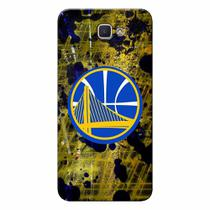 Capa de Celular NBA - Galaxy J7 Prime Golden State Warriors - F10