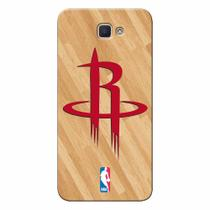 Capa de Celular NBA - Galaxy J7 Prime Houston Rockets - B13