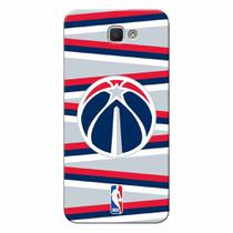 Capa de Celular NBA - Galaxy J7 Prime Washington Wizards - E28