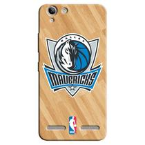 Capa de Celular NBA - Lenovo Vibe K5 - Dallas Mavericks - B07