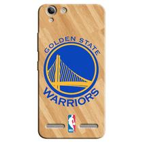 Capa de Celular NBA - Lenovo Vibe K5 - Golden State Warriors - B10