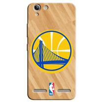 Capa de Celular NBA - Lenovo Vibe K5 - Golden State Warriors - B11