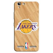 Capa de Celular NBA - Lenovo Vibe K5 - Los Angels Lakers - B16