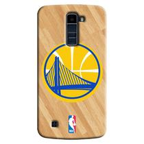 Capa de Celular NBA - LG K10 Golden State Warriors - B11