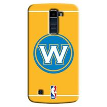 Capa de Celular NBA - LG K10 Golden State Warriors - E11