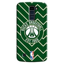 Capa de Celular NBA - LG K10 Milwaukee Bucks - E14
