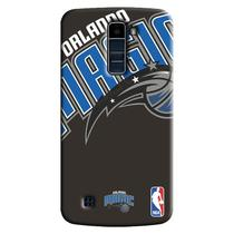 Capa de Celular NBA - LG K10 TV K430 - Orlando Magic - D24
