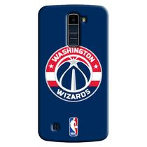 Capa de Celular NBA - LG K10 TV K430 - Washington Wizards - A33