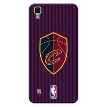Capa de Celular NBA - LG X Power - Cleveland Cavaliers - E06 -