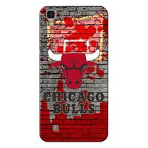 Capa de Celular NBA - LG X Power K220 - Chicago Bulls - F06