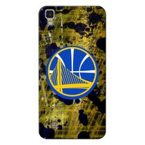 Capa de Celular NBA - LG X Power K220 - Golden State Warriors - F10