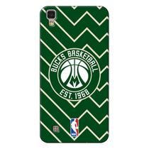 Capa de Celular NBA - LG X Power K220 - Milwaukee Bucks - E14